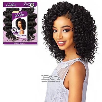 Sensationnel Lulutress Synthetic Braid - 2X DEEP TWIST 8