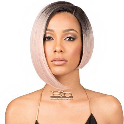 Bobbi Boss Swiss Lace Front Wig - MLF219 NADINE SHORT
