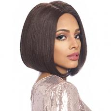 Harlem 125 Synthetic Hair Swiss Lace Wig - LSD80 (6 inch Deep Curvred Part)