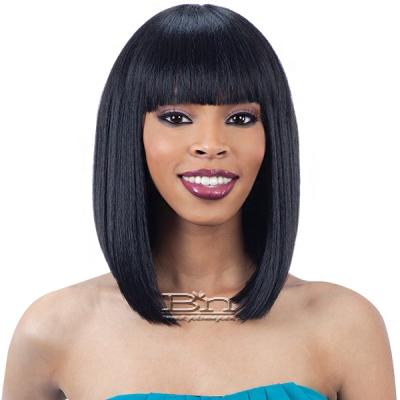 Model Model Synthetic Cozy Cap Wig - CG 001