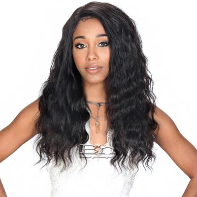 Zury Sis 100% Brazilian Virgin Remy Hair 360 Whole Lace Wig - HRH CUSTOM WH LACE OCEAN WAVE