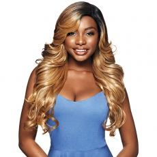 Outre Synthetic L-Part Swiss Lace Front Wig - DRAYA