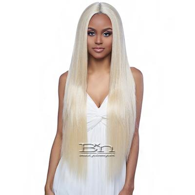 Harlem 125 Synthetic Hair Swiss Lace Wig - LSD60 (6 inch Deep Center Part)