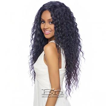 Harlem 125 Synthetic Hair Swiss Lace Wig - LSD61 (6 inch Deep Center Part)