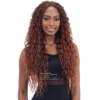 Mayde Beauty Synthetic Invisible 6 inch Lace Part  Wig - KAMEA