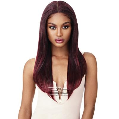 Outre Perfect Hairline Synthetic Lace Front Wig - KARINA (13x6 lace frontal)