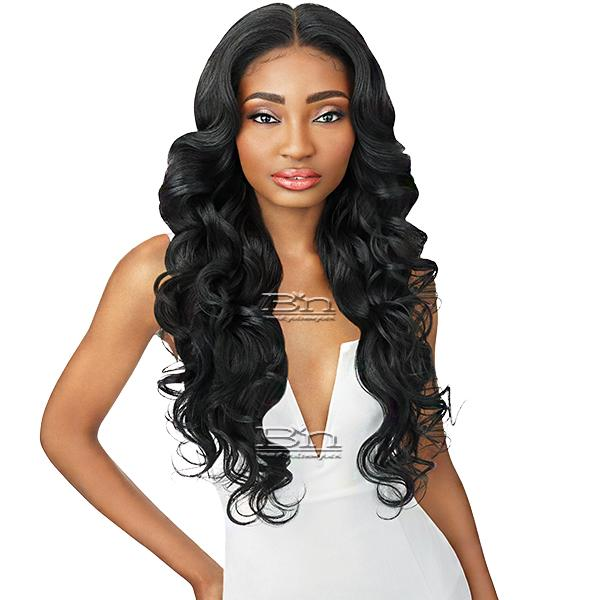 Outre Perfect Hairline Synthetic Lace Front Wig - LANA (13x6 lace frontal)