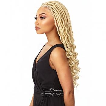 Sensationnel Cloud 9 Synthetic Hair 4x4 Multi Parting Swiss Lace Wig - GODDESS LOCS