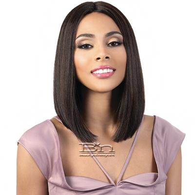 Motown Tress 100% Persian Virgin Remy Human Hair Swiss Lace Deep Part Wig - HPLP GIGI