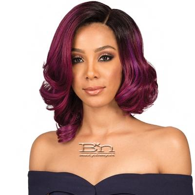 Bobbi Boss Premium Synthetic Lace Part Wig - MLP0011 NYA HOPE (5 inch lace part)