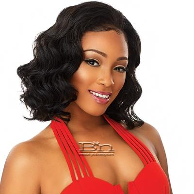 Sensationnel Synthetic Half Wig Instant Weave - TRINA