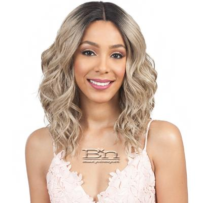 Bobbi Boss Synthetic Swiss Lace Front Wig - MLF315 MIRIAM (5 inch deep part)