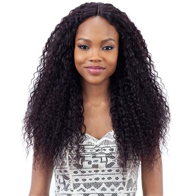 Mayde Beauty 100% Human Hair Weave - 7A NATURAL SUPER WET & WAVY 16