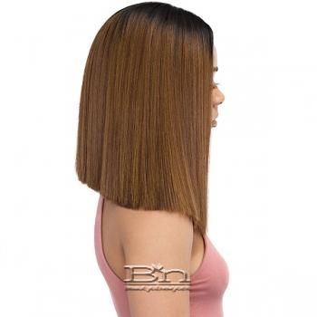 Janet Collection Synthetic Extended Part Lace Extremely Deep Part Lace Wig - BAYLEE