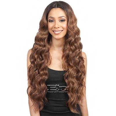 Bobbi Boss Premium Synthetic 4 inch Realistic Lace Part Wig - MLP0015 ADELLA