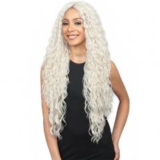 Bobbi Boss Premium Synthetic 4 inch Realistic Lace Part Wig - MLP0016 ARISTA