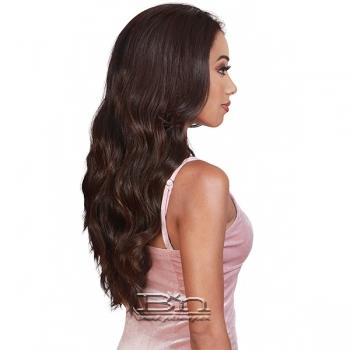 Zury Sis Prime Human Hair Blend 360 Lace Wig - PM FULL LACE SATIN