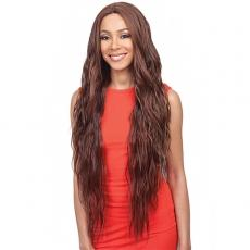 Bobbi Boss Synthetic Swiss Lace Front Wig - MLF355 ISLA (4 inch deep part)