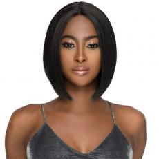 Wigo Collection Synthetic Natural Center Part Lace Front Wig - LACE CHIC