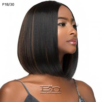 Wigo Collection Synthetic Natural Center Part Lace Front Wig - LACE MIA