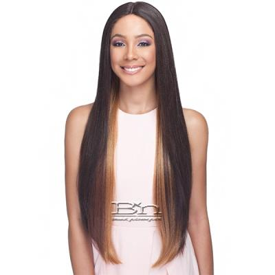 Bobbi Boss Synthetic Swiss Lace Front Wig - MLF368 LAKIM (4 inch deep part)