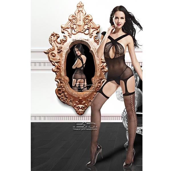 Ccdc Luv Designer Collection Fishnet Bodystocking CFB5861