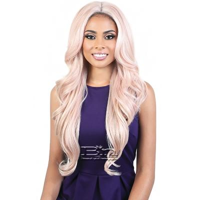 Motown Tress Synthetic Hair Let's Lace Wig - LDP TRUDY(4.5 inch deep part)