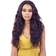 Motown Tress Let's Lace Spin Part Synthetic Wig - LDP SPIN42 (4 inch deep part lace)