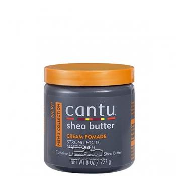 Cantu Shea Butter Mens Collection Cream Pomade 8oz