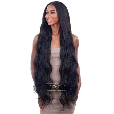 Shake N Go Organique Human Hair Blend Weave - BODY WAVE 36