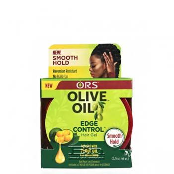 ORS Olive Oil Edge Control Hair Gel Smooth Hold 2.25oz