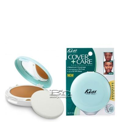 Kiss New York Cover+Care Foundation 0.3oz