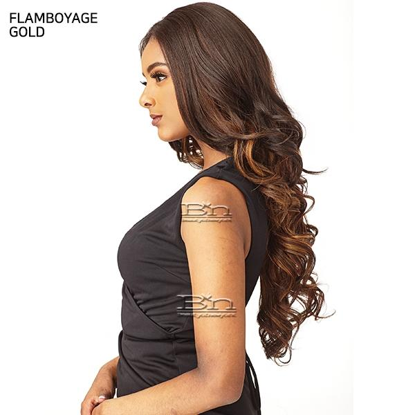 Sensationnel Synthetic Cloud 9 Swiss Lace What Lace 13x6 Frontal Lace Wig - SOLANA