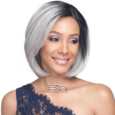 Bobbi Boss Synthetic 4 inch Deep Part Swiss Lace Front Wig - MLF388 CONSTANCE