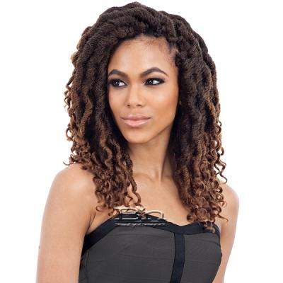 Freetress Synthetic Braid - 2X CUBAN WAVY GODDESS (GORGEOUS)  LOC 12