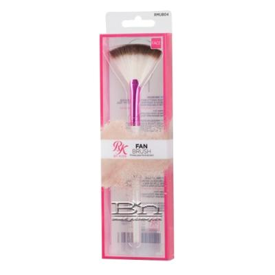 Ruby Kisses Fan Brush #RMUB04