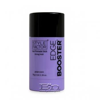 Style Factor Edge Booster Hair Pomade Stick - Strong Hold 2.36oz