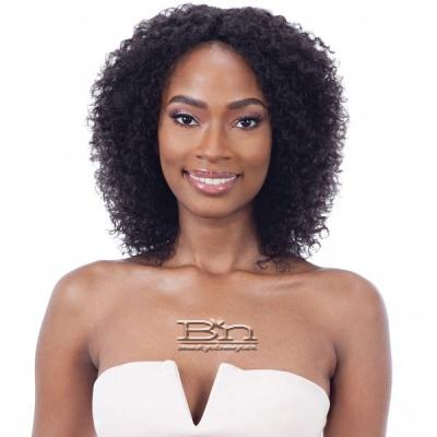 Mayde Beauty Wet & Wavy 100% Human Hair Invisible Lace Part Wig - BOHEMIAN CURL