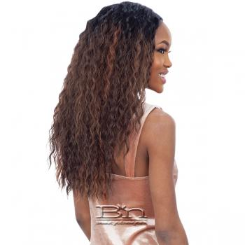 Mayde Beauty Synthetic Invisible 6 inch Lace Part  Wig - AZERA