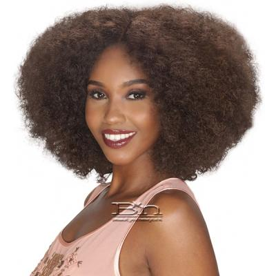 Zury Sis Naturali Star Synthetic Hair Lace Front Wig - NAT LACE H RIX