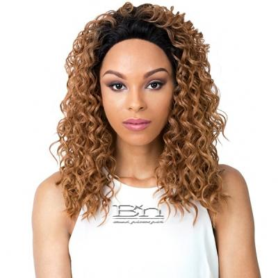 It's A Wig Synthetic Hair Wet N Wavy Lace Front Wig - SIMPLY LACE NORTH
