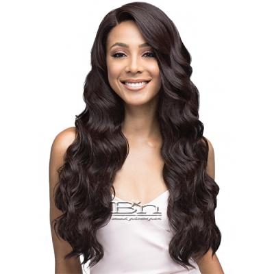 Bobbi Boss Human Hair Blend 360 Swiss Lace Wig - MBLF260 RAE
