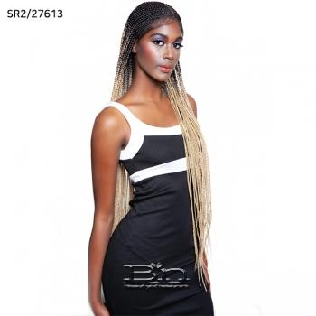 Isis Red Carpet Synthetic Invisible Braid Lace Wig - RCBI03 MINAJ 36