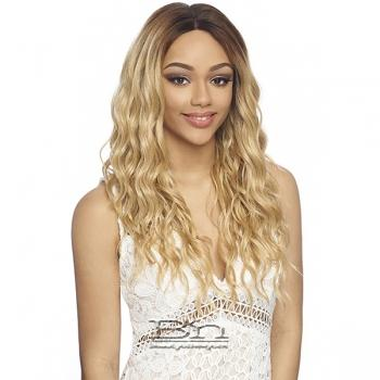 Harlem 125 Synthetic Hair 13X6 Swiss Full Lace Wig - FLS54