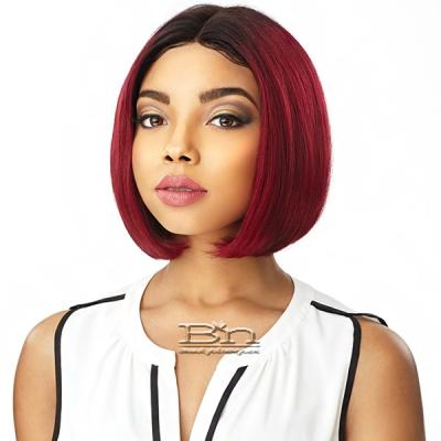 Sensationnel 100% Human Hair Celebrity Series Lace Wig - MERCEDES