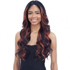 Mayde Beauty Lace and Lace Synthetic Lace Front Wig - HARLEY