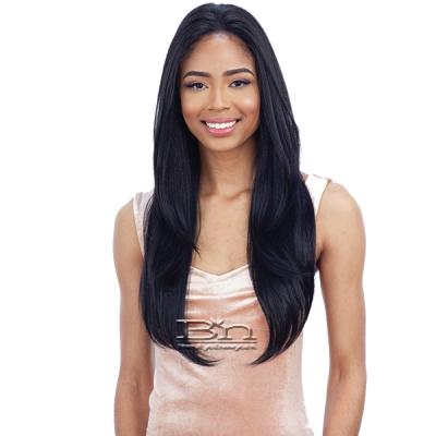 Mayde Beauty Synthetic Hair 13x4 Frontal Lace Wig - WHOLE LACE 001
