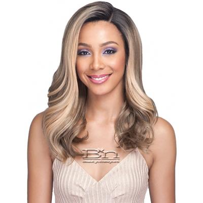 Bobbi Boss Synthetic 5 inch Deep Part Swiss Lace Front Wig - MLF352 DRAYA