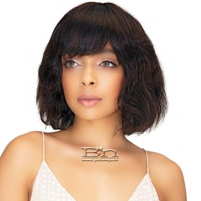 Janet Collection 100% Brazilian Virgin Remy Wig - MISTY