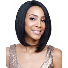 Bobbi Boss Synthetic Hair 4 inch Deep Lace Part Wig - M896 ANDREA